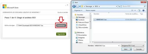 windows 7 arranclave desde un pendrive