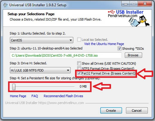 paso 6 formatear usb booteable