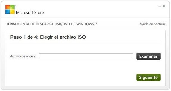hacer usb booteable windows 7