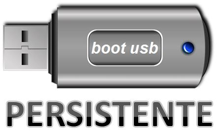 usb booteable persistente